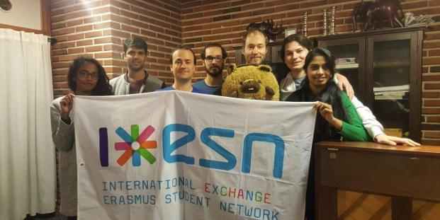 ESN Aalto new board for 2017